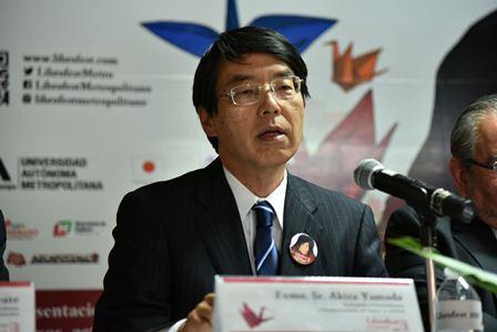 Embajador japonés