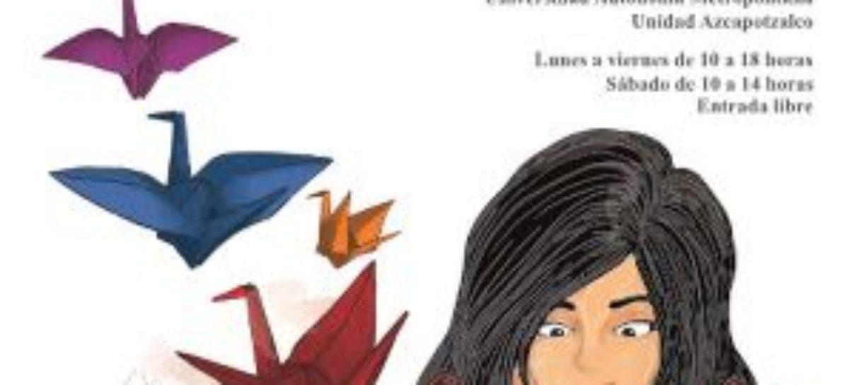 Leyenda japonesa inspira cartel ganador del Librofest Metropolitano 2017