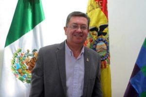 Embajador boliviano