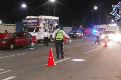 Suman 40 detenidos en Operativo Alcoholímetro el fin de semana: Policía Vial Estatal