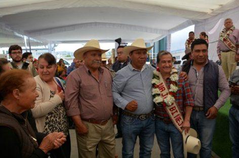 Necesaria la coordinación entre gobiernos municipales con Diconsa: Velasco Monroy