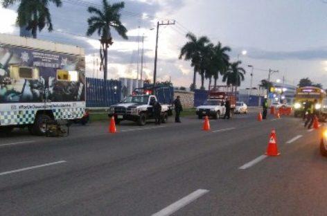 Aplican Operativo Alcoholímetro en Oaxaca y Tuxtepec; 13 conductores arrestados