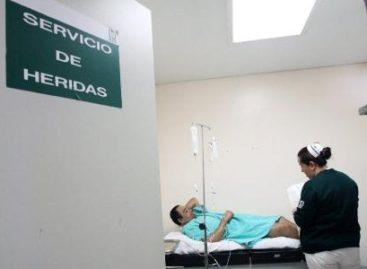 Atiende IMSS heridas crónicas de diabéticos con nueva tecnología