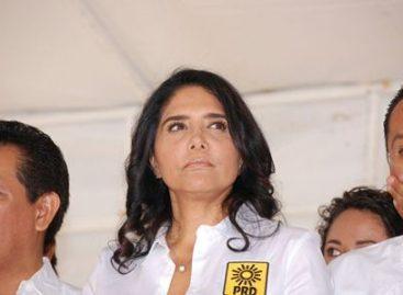 Acompañarán lideresas a candidatos del PRD por el EdoMex y Nayarit a emitir su voto