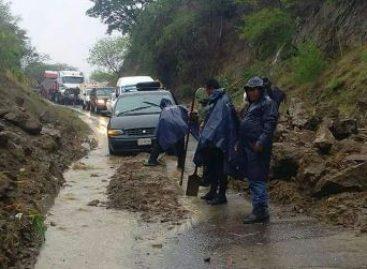Emite SEGOB declaratorias de desastre por lluvias para 129 municipios en Oaxaca
