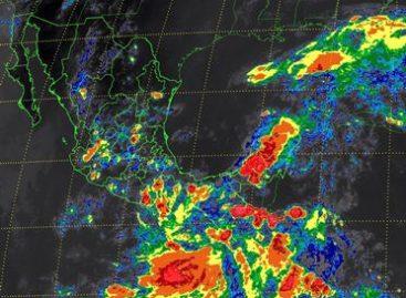 Prevén formación ciclónica para las próximas 48 horas