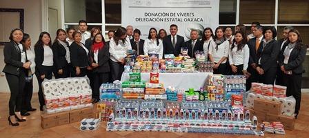 Entrega la PGR-Oaxaca al DIF
