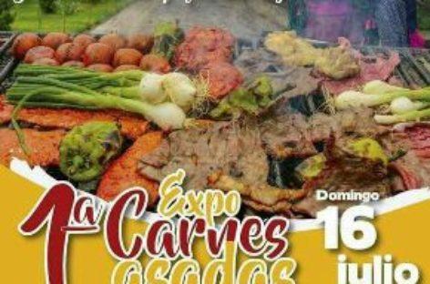 Invitan a la Primera Expo Carnes Asadas en Tlacolula, Oaxaca