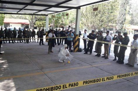 Clausura PGR-Oaxaca taller de capacitación de protocolos nacionales de actuación