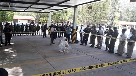 Clausura PGR-Oaxaca taller de capacitación