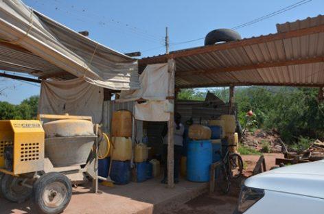 Decomisan más de siete mil litros de hidrocarburo en Cuicatlán, Oaxaca