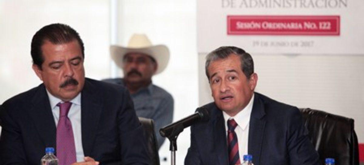 Cuenta Diconsa con reservas para armar 27 mil 500 despensas diarias en caso de contingencia