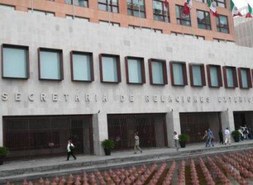México no responderá a calificativos de canciller venezolana: SRE