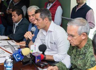 """Evalúan daños por Tormenta Tropical """"Beatriz""""; dos muertos y un desaparecido"""