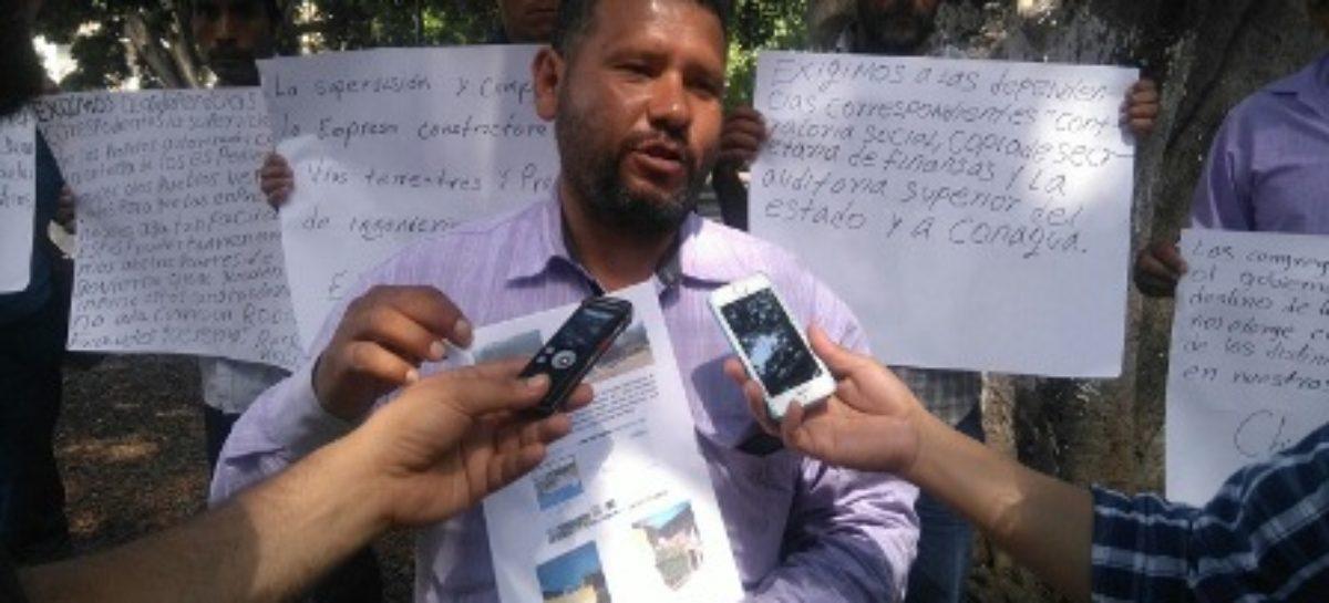Exigen investigar presunto fraude de recursos para tres obras en Chimalapa, Oaxaca