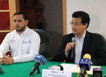 Confirma fiscal detención de ex secretario de Salud de Oaxaca, Germán Tenorio Vasconcelos