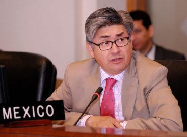 Electo Joel Hernández García miembro de la Comisión Interamericana de Derechos Humanos