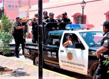 Creyeron que los policías eran babosos
