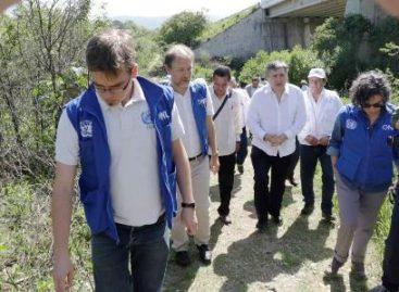 Ofrecen justicia, reparación del daño y garantía de no repetición a víctimas de Nochixtlán