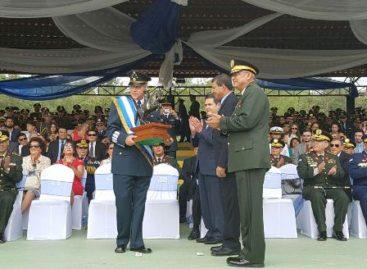 Recibe secretario de la Defensa Nacional máxima condecoración del Gobierno de Honduras