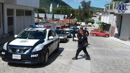 Oaxaca-Puebla
