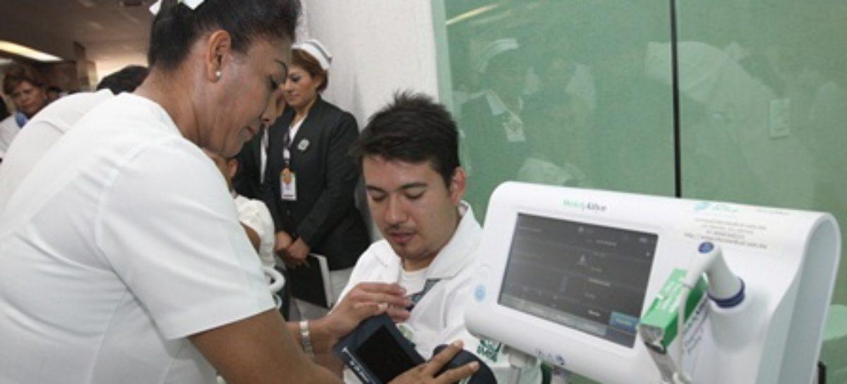 La hipertensión arterial de la población en México, una de las más altas del mundo