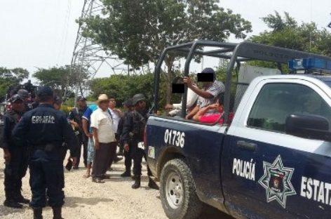 Detenidas 15 personas por obstruir acceso a Parque Eólico Bií Hioxo, en Oaxaca