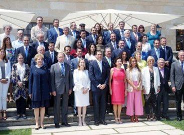 Fortalecerán legisladores de México y España educación, economía y seguridad