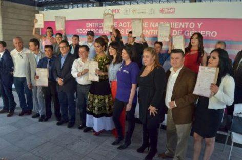 CDMX, ejemplo internacional en inclusión y reconocimiento de derechos de población LGBTTTI