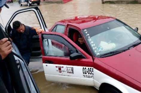 Por las lluvias, activa SSPO Plan Estatal de Auxilio a la Población en la Mixteca
