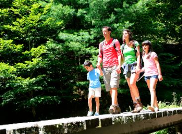 Actividades al aire libre disminuyen el riesgo de padecer obesidad
