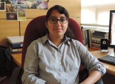 Solicita joven doctora oaxaqueña voto para ganar Premio Nacional de la Juventud 2017