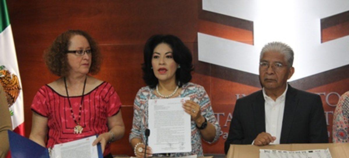 Solicitan dos organizaciones su registro como partidos políticos en Oaxaca