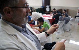 Provienen de hospitales del IMSS de San Luis Potosí, Puebla, Querétaro, Guadalajara y Monterrey.