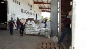 Poblaciones asentadas en la zona baja de Campeche, susceptibles a inundaciones por la creciente del río Palizada.