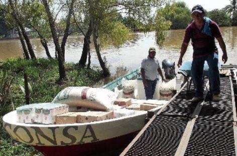 Moviliza Diconsa más de 23 mil toneladas anuales de alimento en Campeche