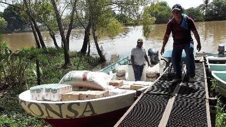 Moviliza Diconsa en Campeche