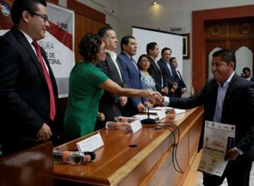 Culmina con éxito Diplomado en Derecho Electoral