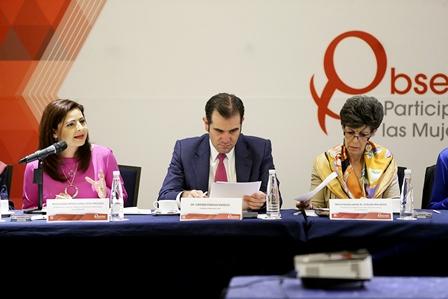 Participación Política de Mujeres en México