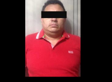 """Detienen a Juan Manuel """"N"""", presunto operador de un grupo delictivo en Jalisco"""
