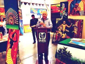 Delegado estatal del IMSS