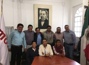 Caminamos en unidad rumbo al proyecto de nación 2018: Morena