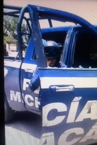 En Tepalcatepec, Michoacán