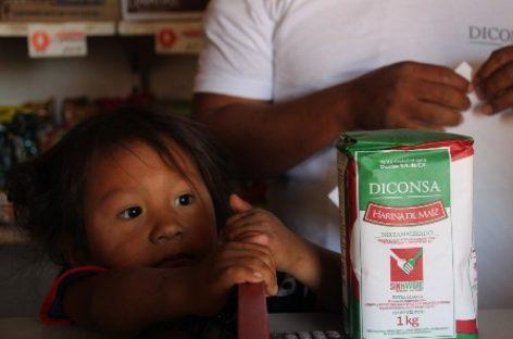 Asegura Diconsa alimentación de coras, huicholes, tepehuanes y mexicaneros en Nayarit