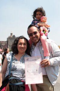 Atienden peticiones ciudadanas que han solicitado matrimonios civiles.