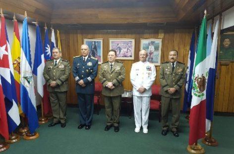 Firman SEDENA y SEMAR memorándum de entendimiento con el Ejército de Nicaragua