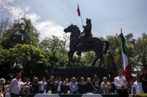 Protege Constitución CDMX a comunidades rurales; Enarbola ideales de Francisco Villa