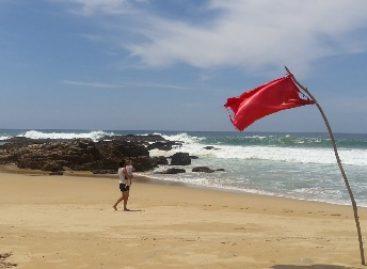 """Emite CEPCO alertamiento por """"Mar de Fondo"""" en las costas de Oaxaca"""