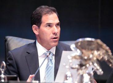 Absurdo e irresponsable insinuar que consejeros del INE deben renunciar: Escudero Morales