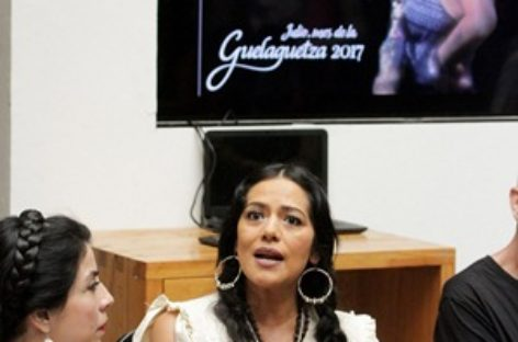 Abre Lila Downs segunda fecha para concierto en el auditorio Guelaguetza